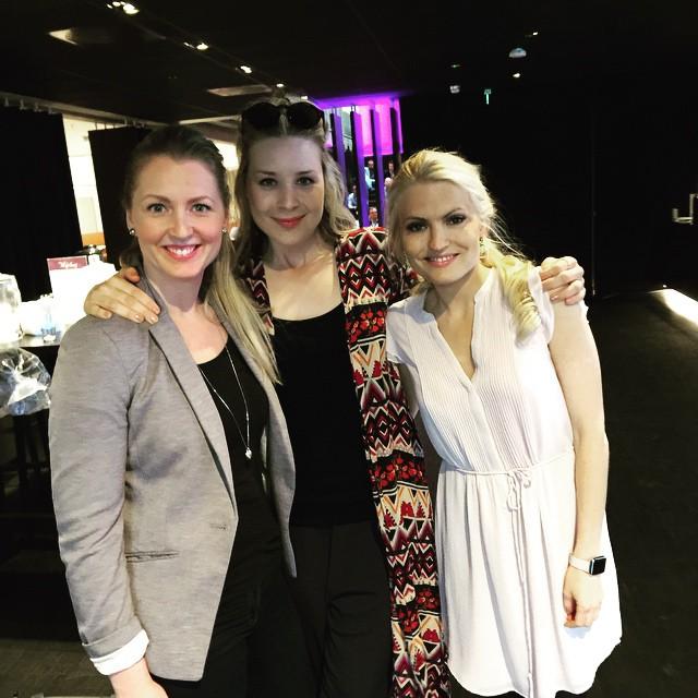 Women in Tech Event 2015