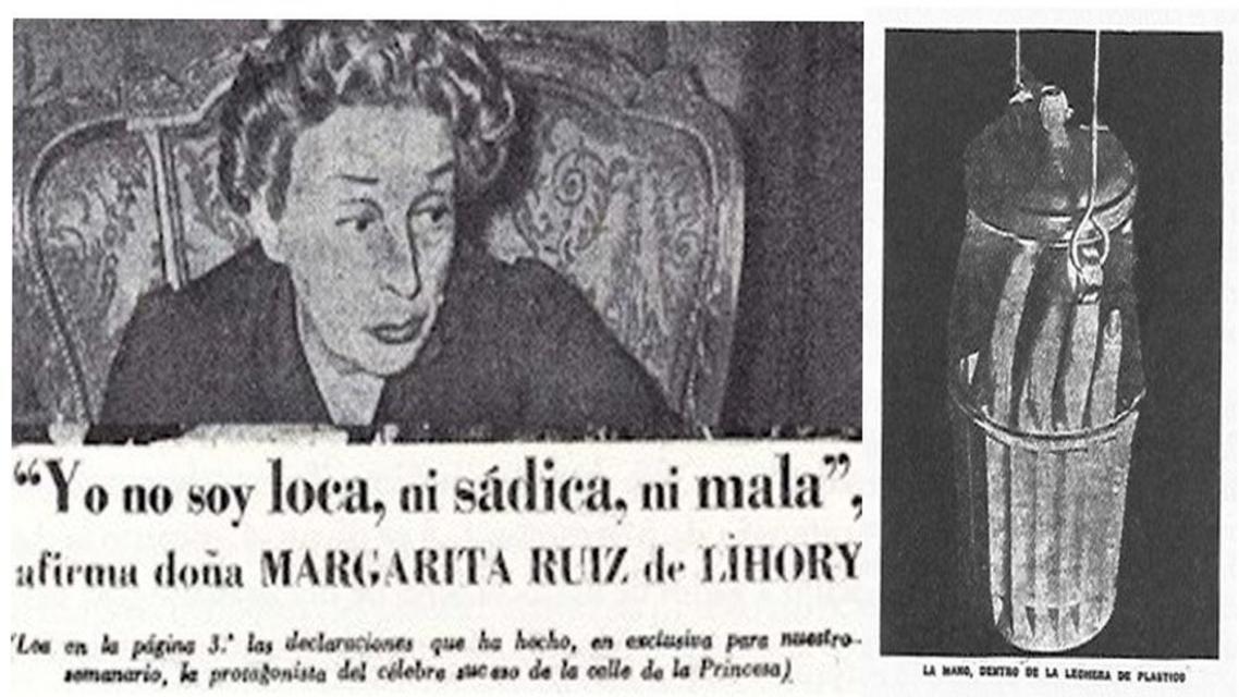 MANO CORTADA
