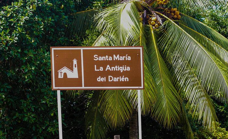 Santa María la Antigua del Darién