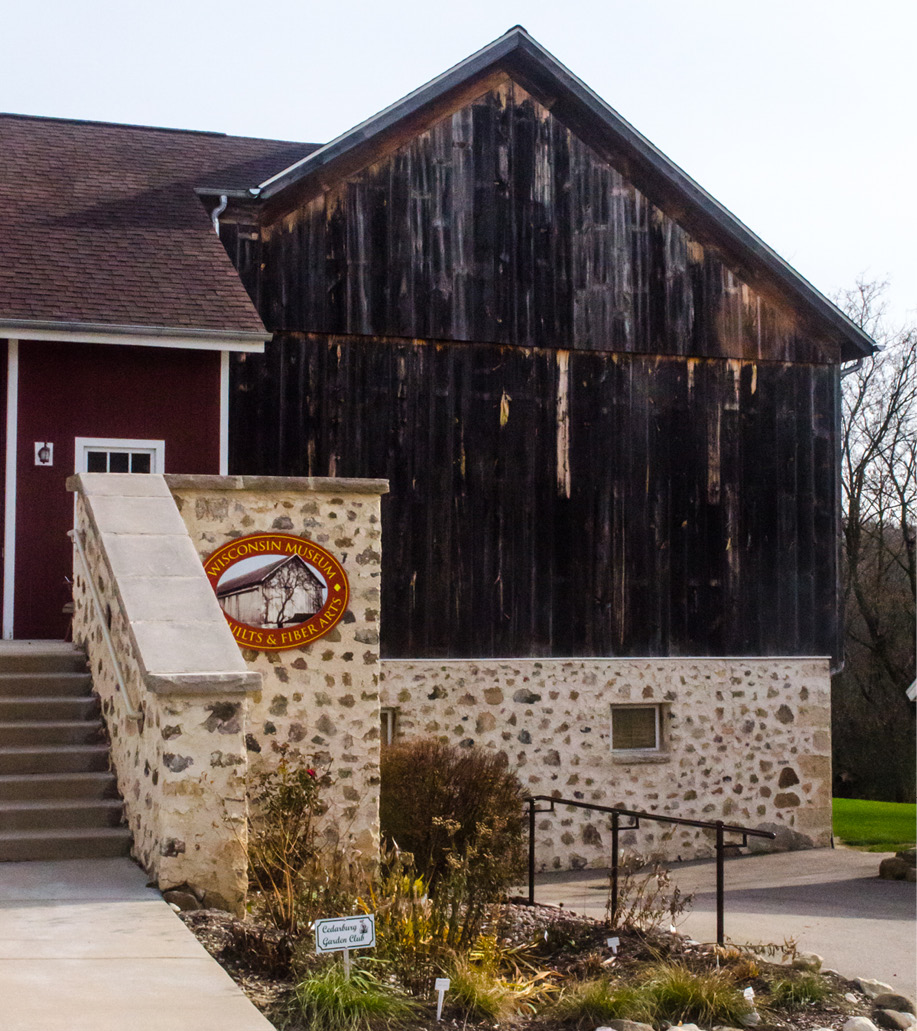 Wisconsin-Museum-Quilts-Fiber-Arts-Farmstead-History-Historical-Cedarburg-Visit-Non-Profit