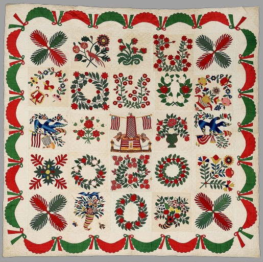 Boston Album Quilt- Koval Collection