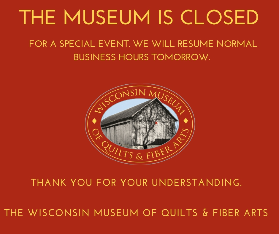 Museum Closed for event.jpg