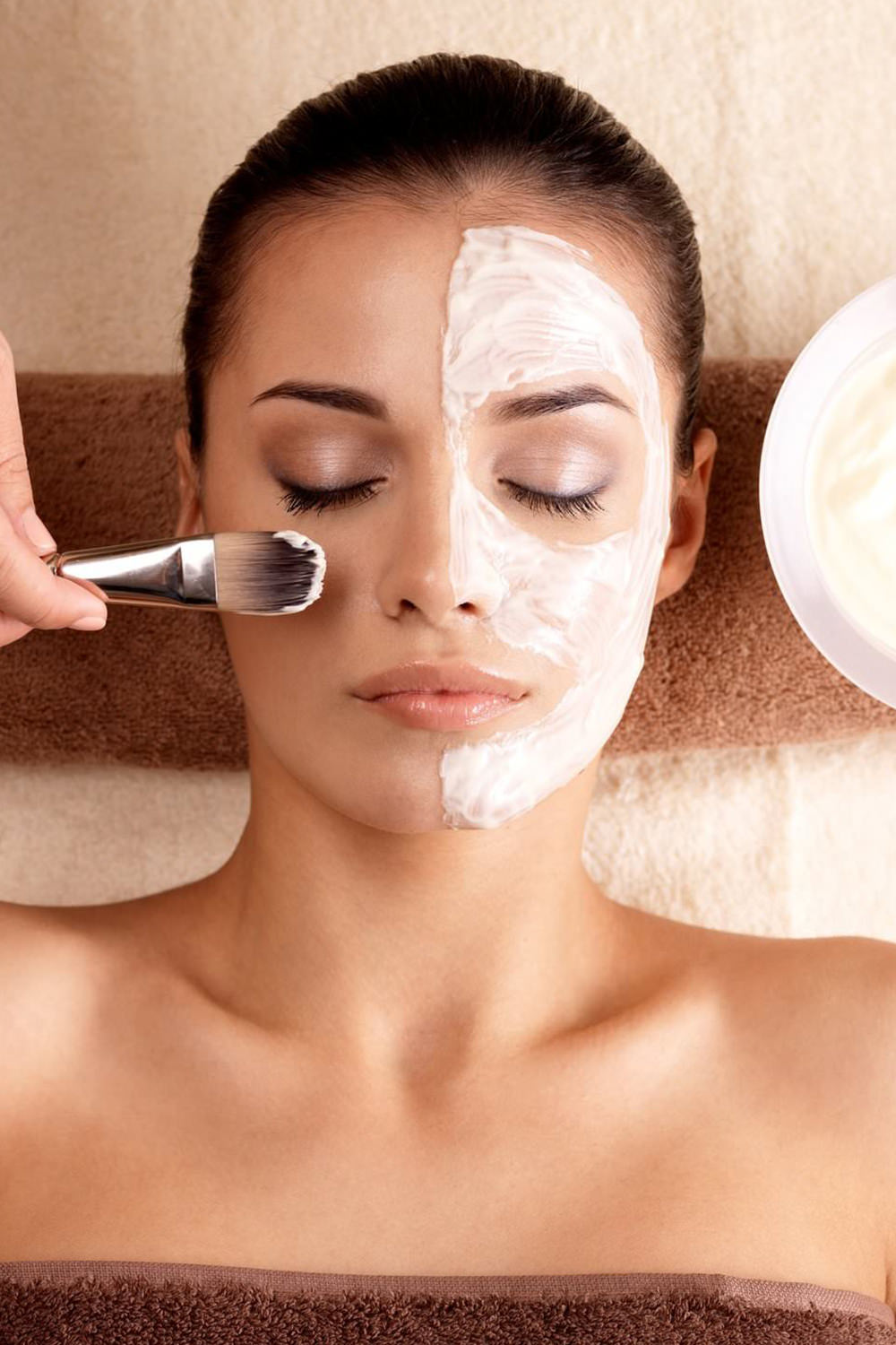 Clinical Facial - from $80Customized based on skin type and need, the Clinical Facial refines the skin, smoothing uneven texture, diminishing acne, and lightening discoloration. This effective treatment features a cleansing, steam and extraction, and a personalized mask or peel. *Recommended for first time spa patients.