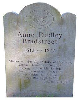 Anne Dudley Bradstreet (1612-1672)