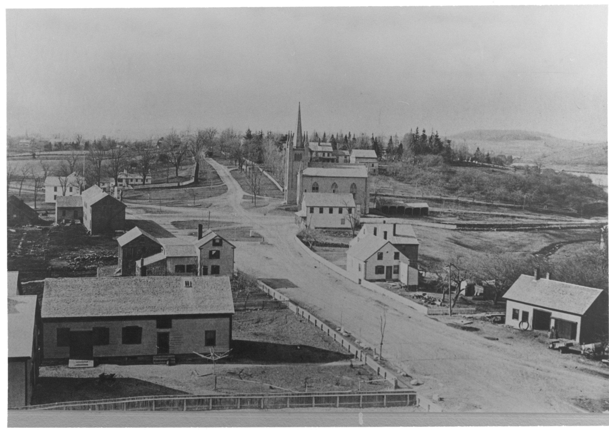 Old Center 1880