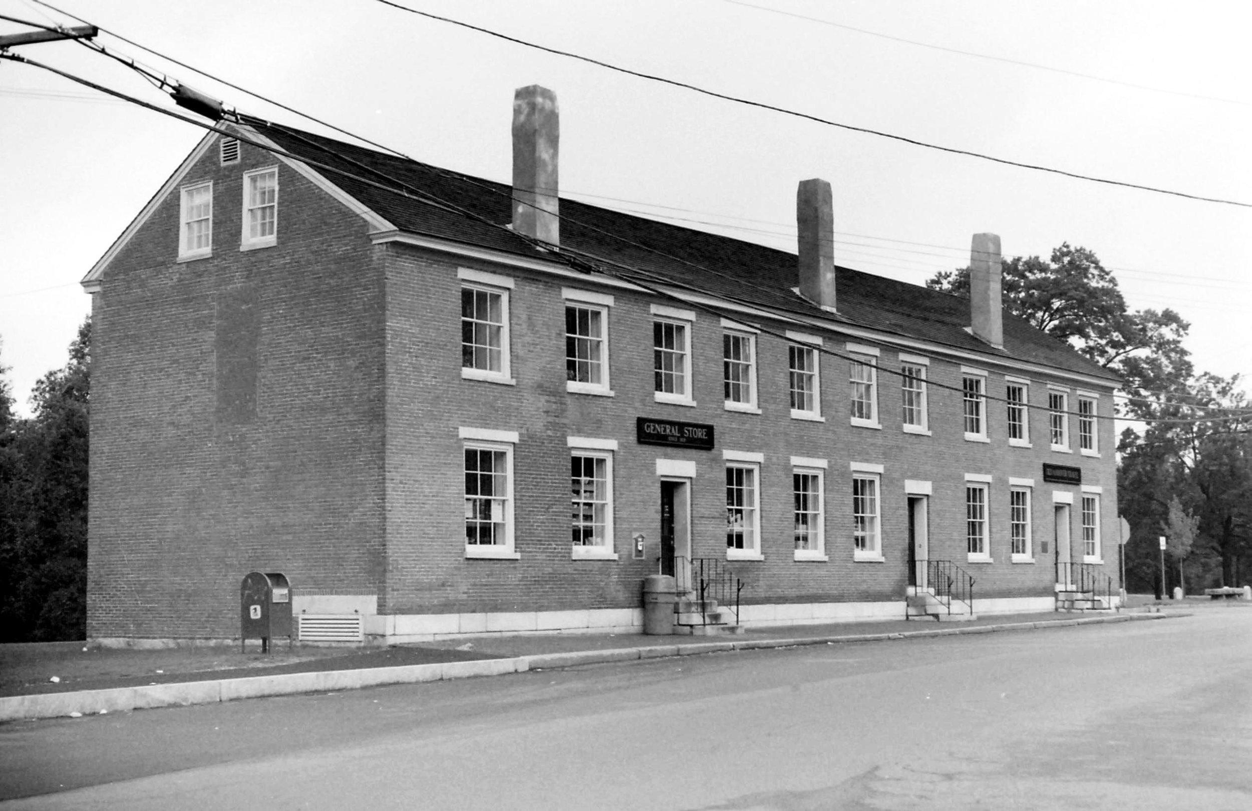 NAHS REVISED Brick Store NAHS 1970s.jpg