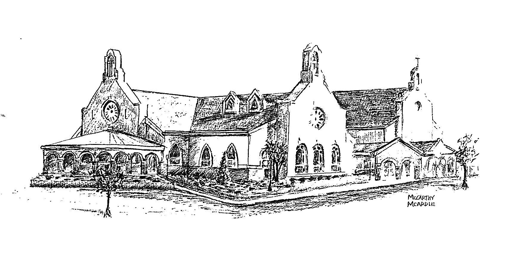 Sketch of Brand New Church on Main Street after renovation 2.jpg
