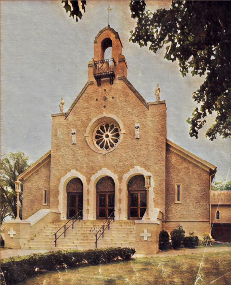 Saint Michael Church, 1969 (100th Anniversary)