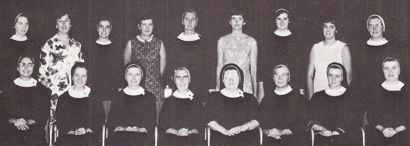 St. Michael School Faculty, 1969