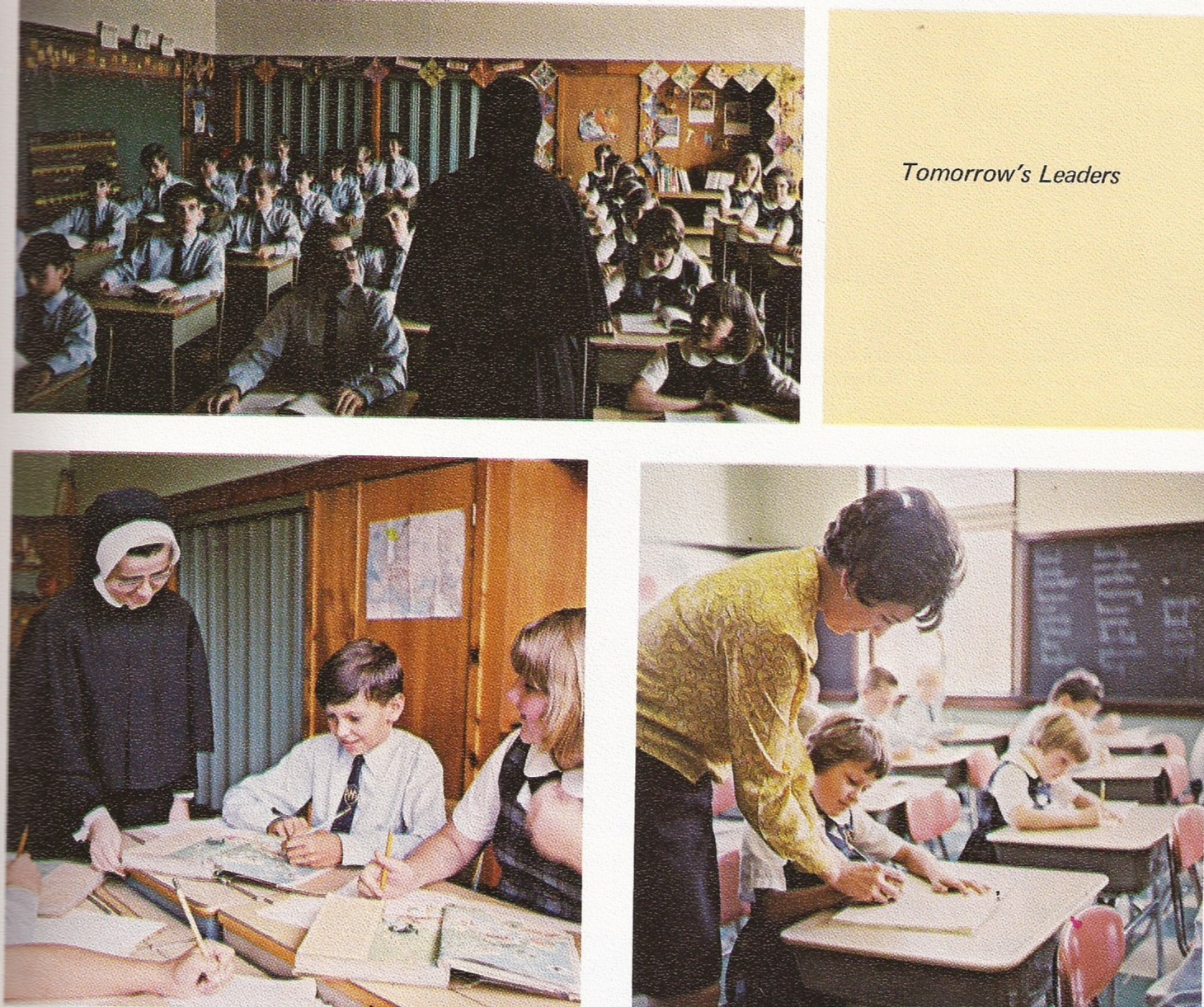 Photos from 1969 100th Anniversary Book