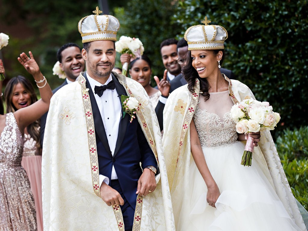 7 ARIANA AUSTIN - black American woman marries into Ethiopian royalty and becomes a princess