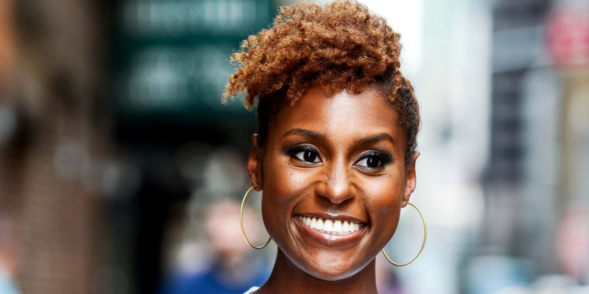 1 ISSA RAE - killed it with her second season of Insecure and TWO new shows on HBO.
