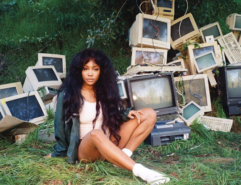 20 SZA   - basically had everybody fighting over who had whose man on the weekends and ended up getting album of the year from TIME.