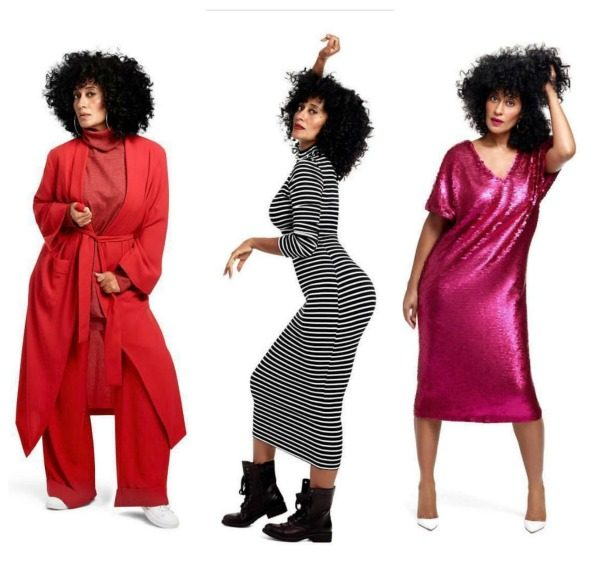 11 TRACEE ELLIS ROSS  - with her clothing line and another successful season of Black-ish.