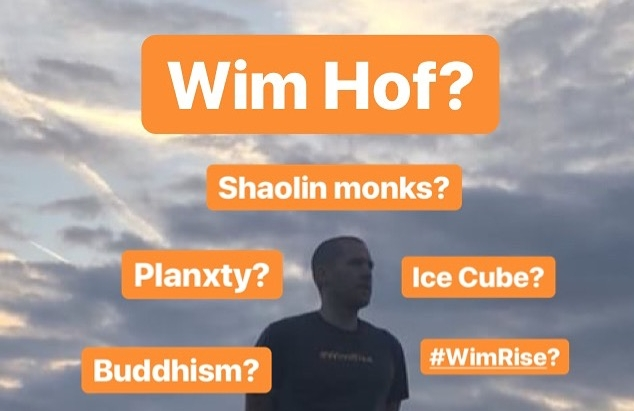 How did Ice Cube and Shaolin monks influence my teaching of Wim Hof?