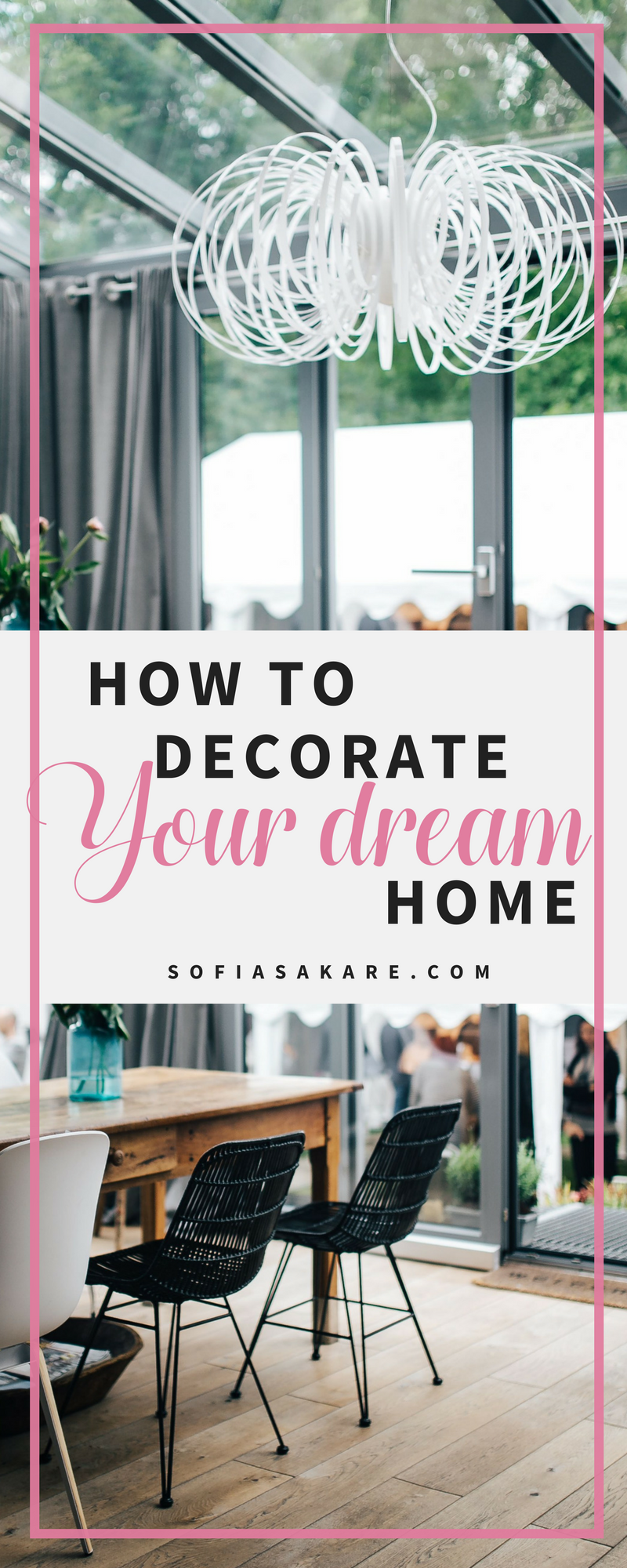 Step-by-step Guide How to Decorate Your Home