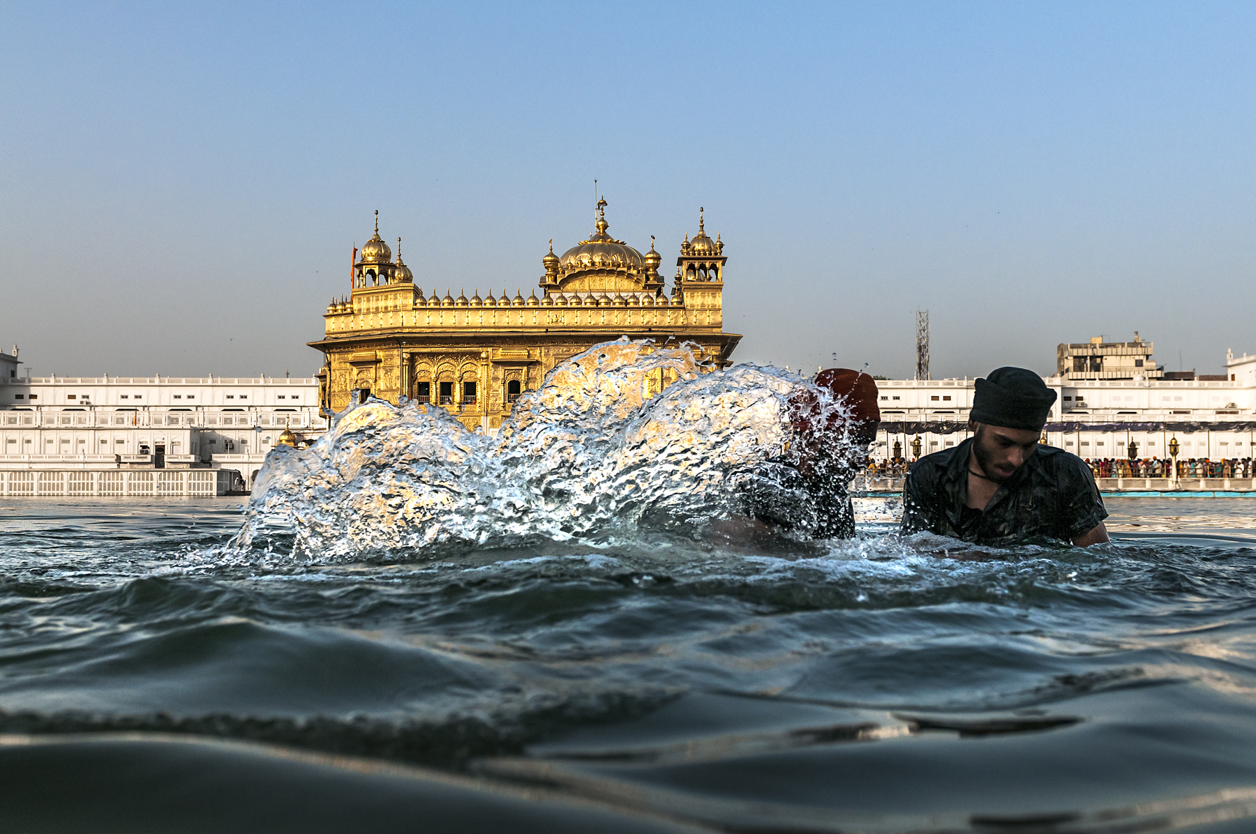 Harmandir Sahib (Goldener Tempel) Amritsar