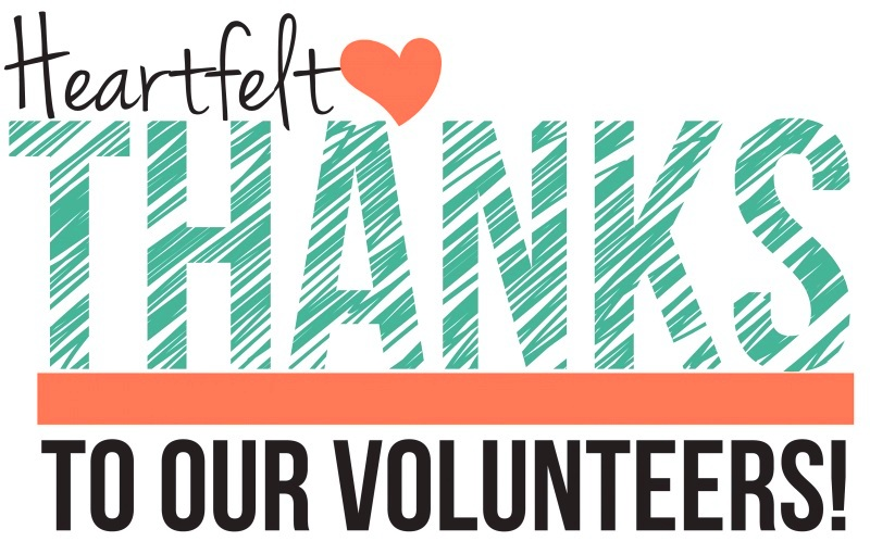 Thank you to our Volunteers.jpg