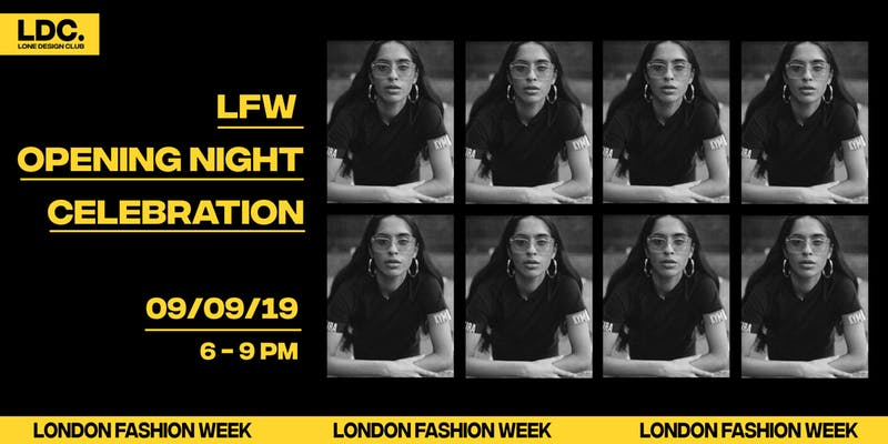 Celebrate with us at the launch of the Lone Design Club x London Fashion Week concept store! Tickets are free but essential - book  here