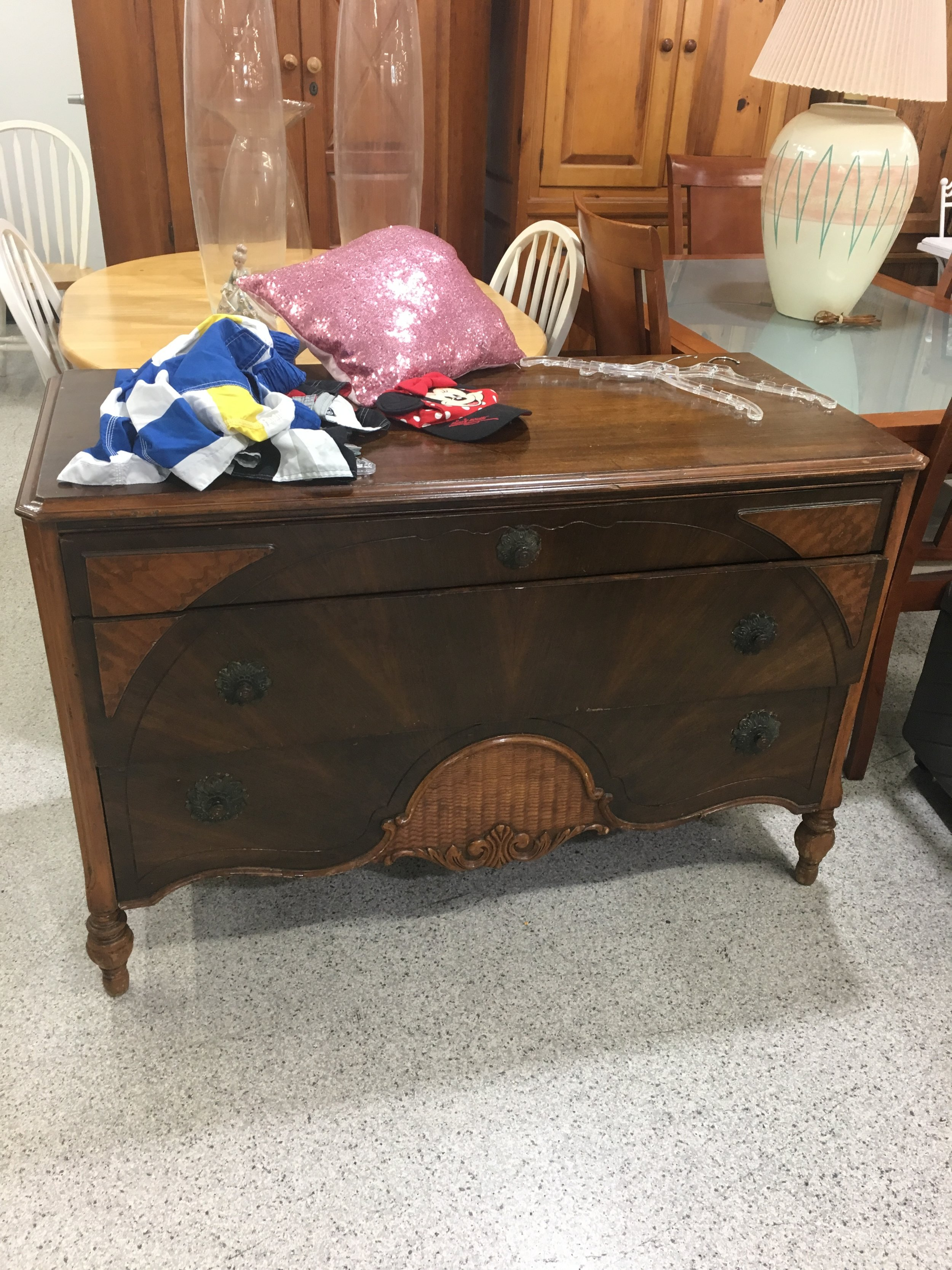 Almost bought this dresser from goodwill for $50