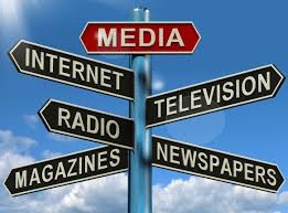 Media are all of the outlets and tools we use to gather and disperse information or data. So yes, that one friend that is forever sending you facebook news, because you don't have facebook is your 'media source'