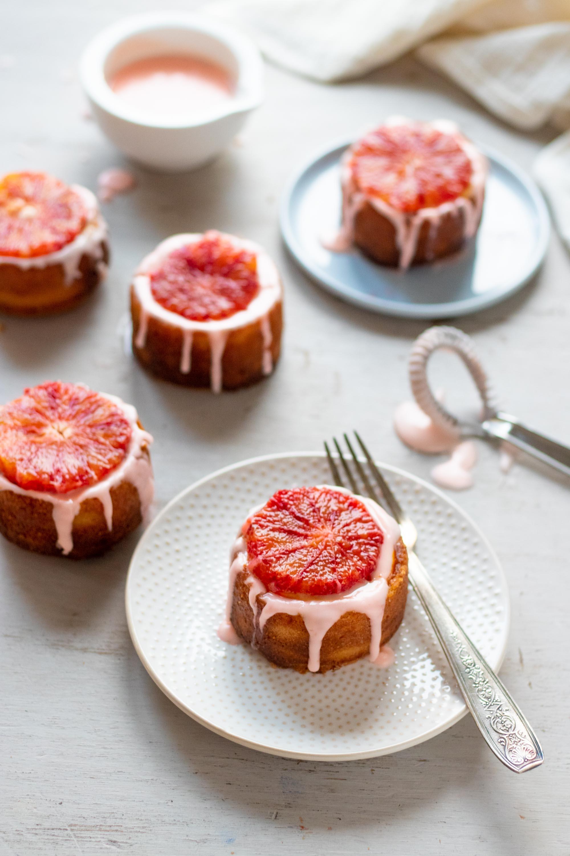 Sicilian-blood-orange-cakes