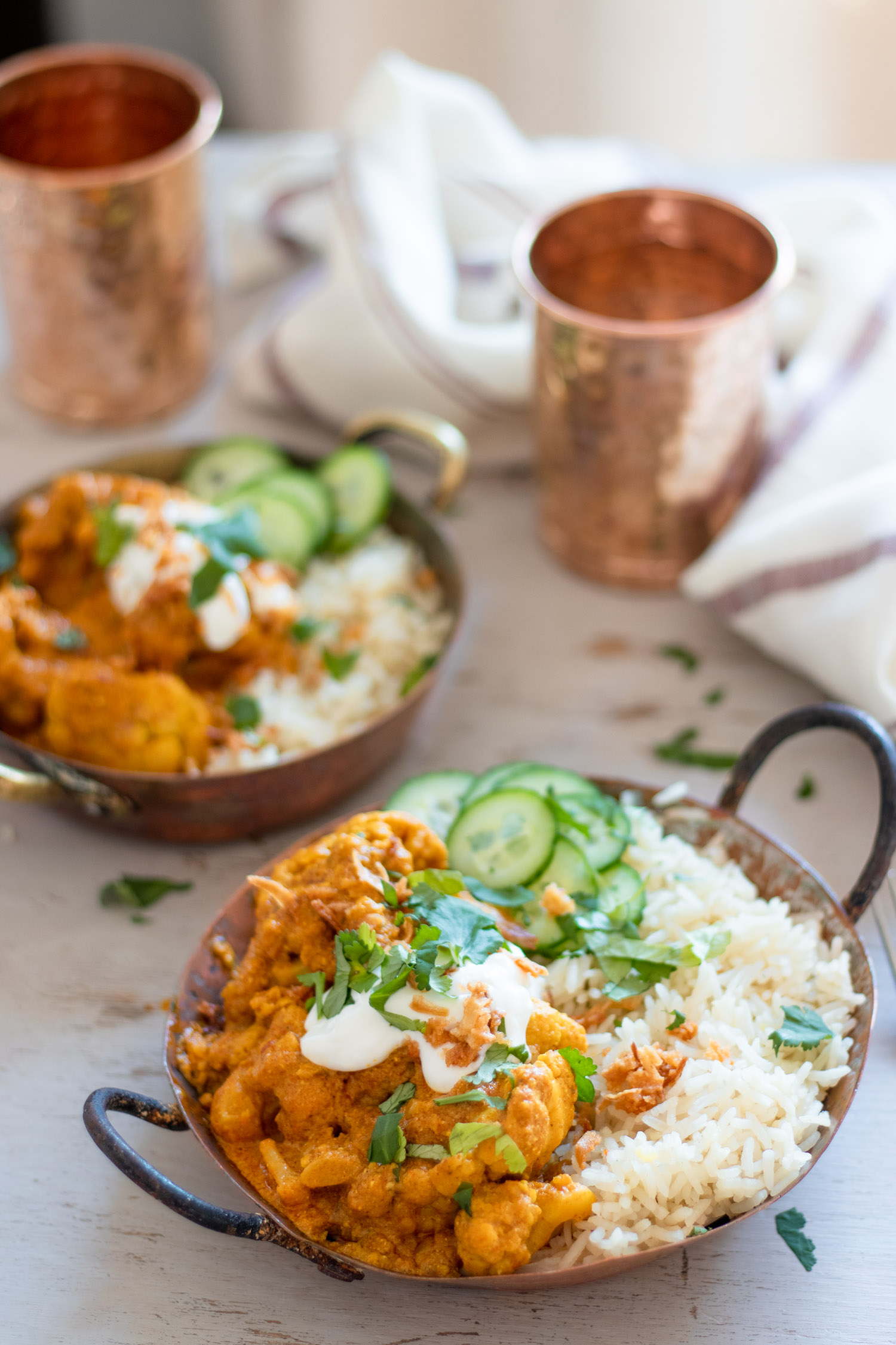 vegan-cauliflower-curry