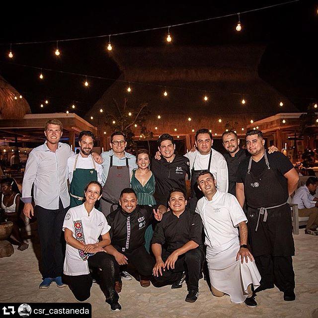 We are very proud to have participated in this great project @amigosdesiankaan  and to have provided our support to the Sian Ka'an bisophere.  Thank you all !  #NUTulum#NU#Tulum#Restaurant#RestaurantTulum#MexicanCuisine#LocallySourced#CulinaryExperience #Jungle#Carribean#Mexico