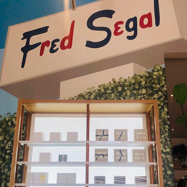 Fred Segal 💙♥️💙 HOK