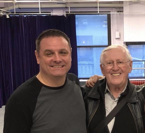 "With Len Cariou ""HARRY TOWNSEND'S LAST STAND"""