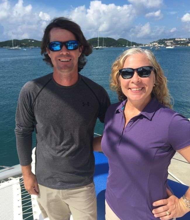 Matt and Kendra return to charters