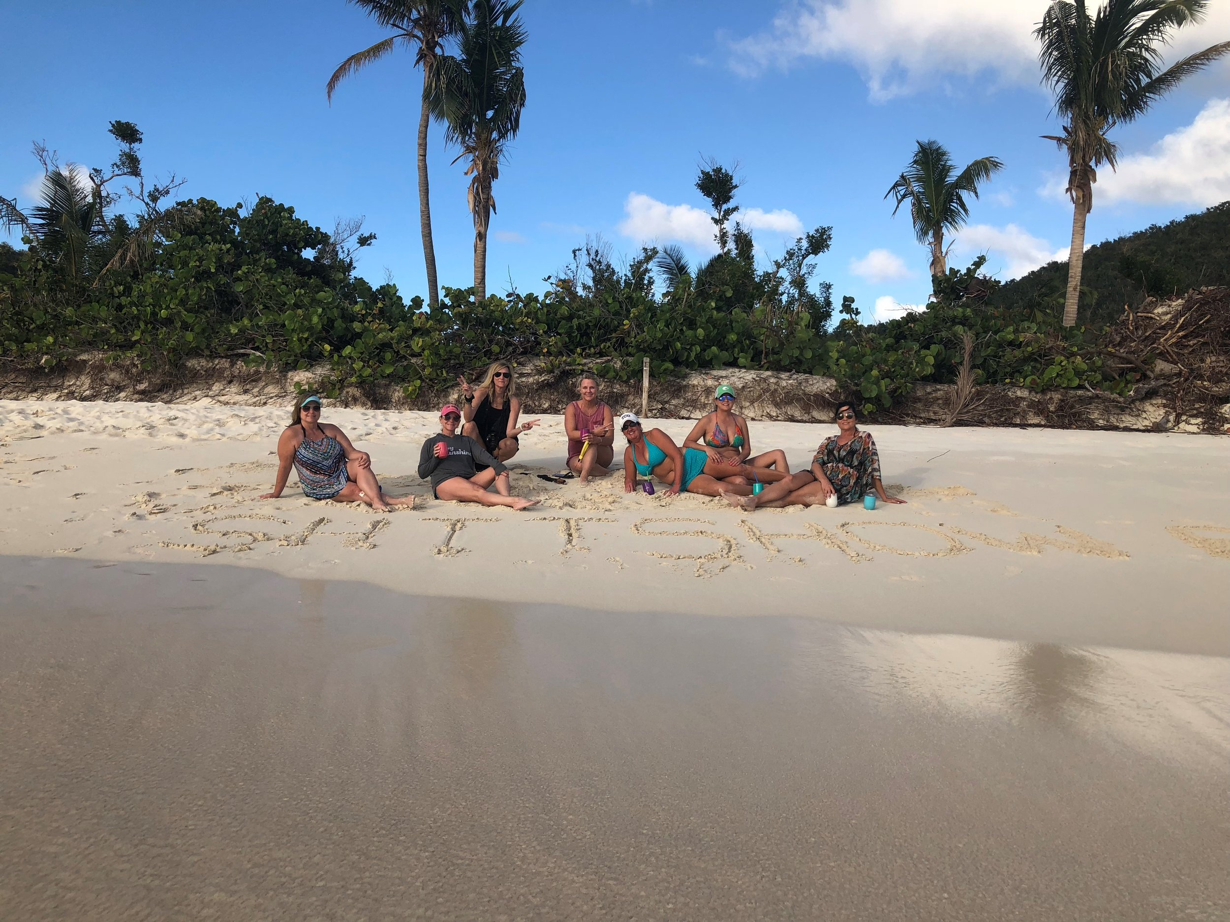 Beach Day-Mariann-February 2018