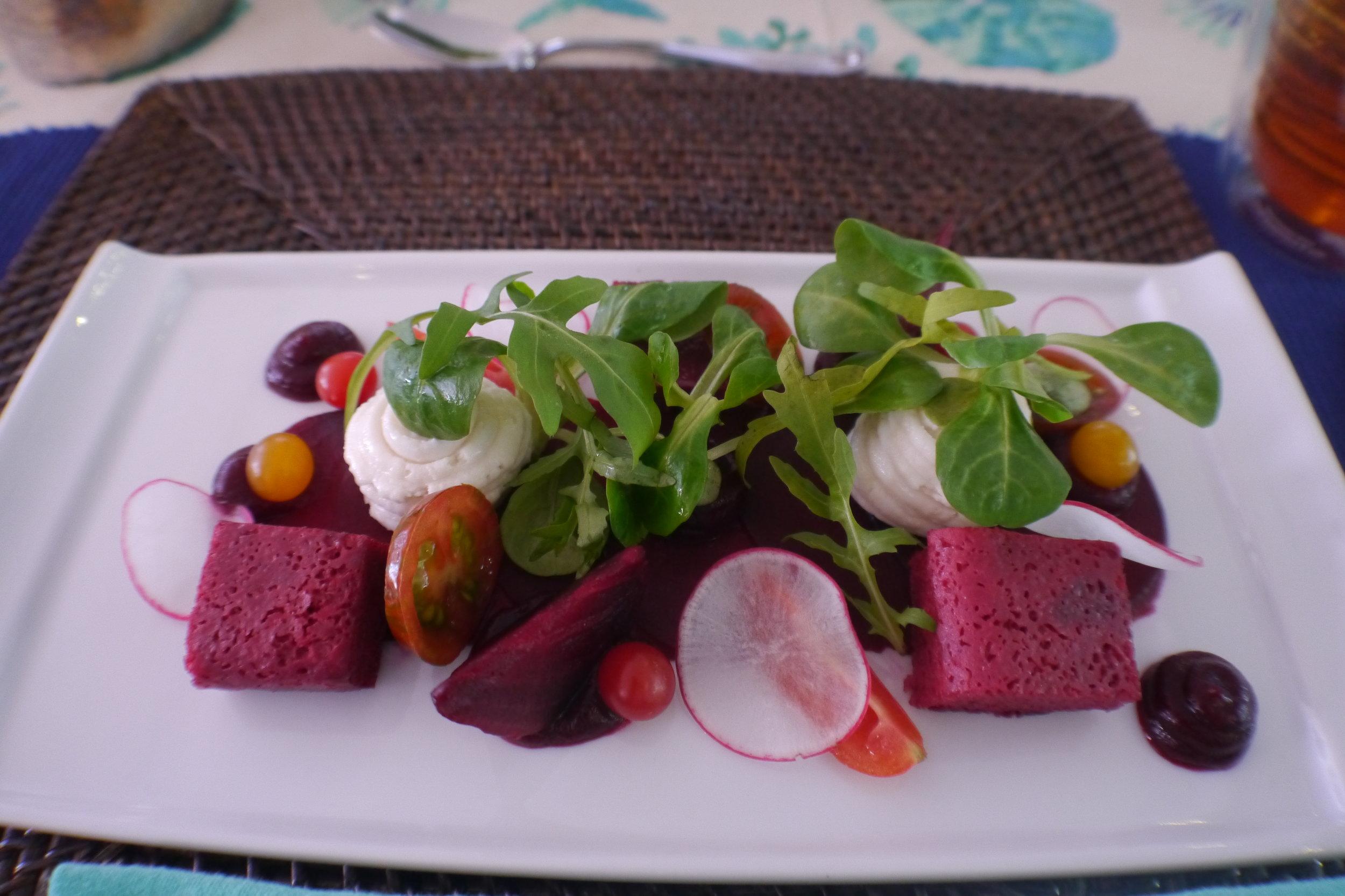 Roast beets three way salad.JPG