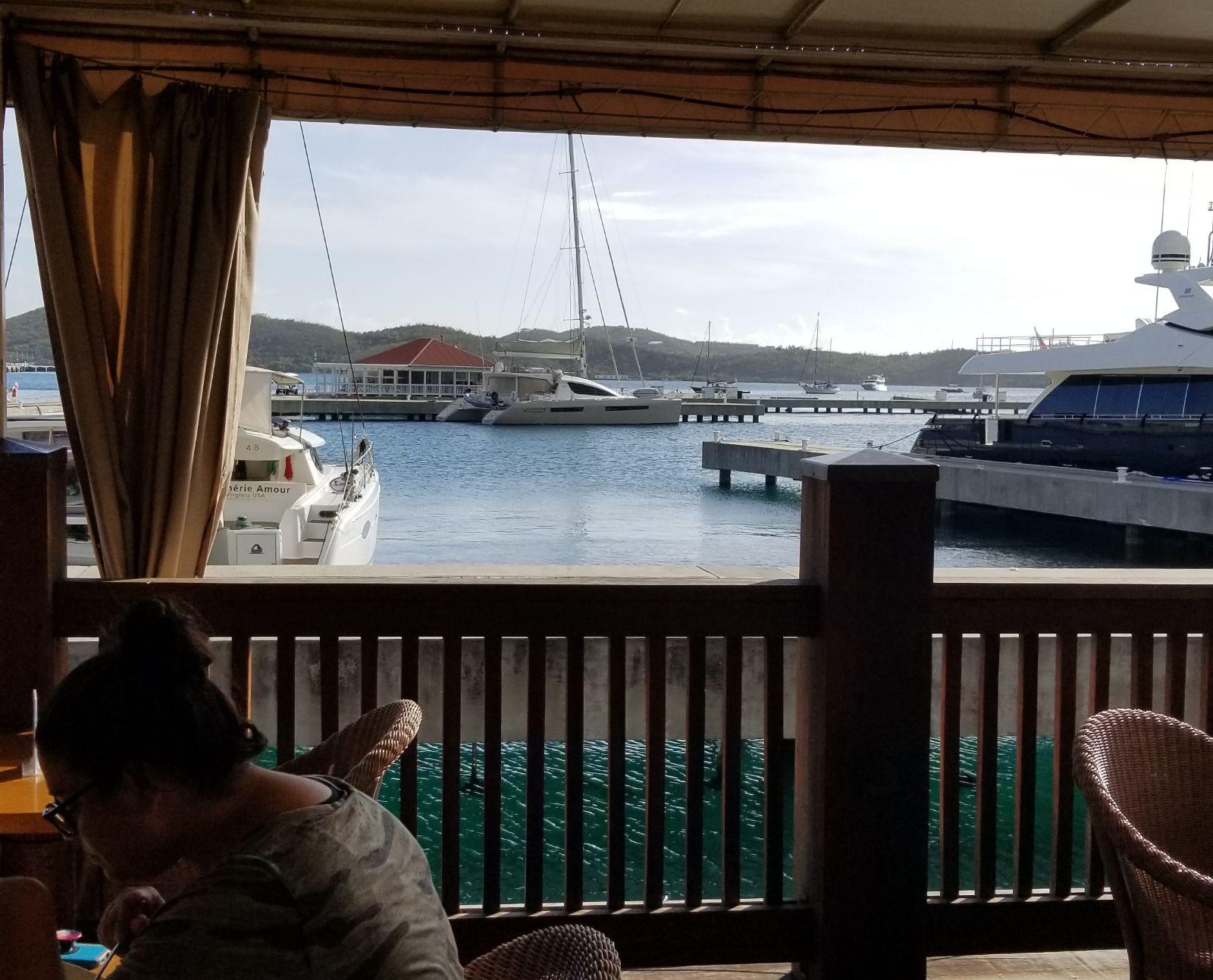 Yacht Haven Grande Marina St Thomas -May 2018