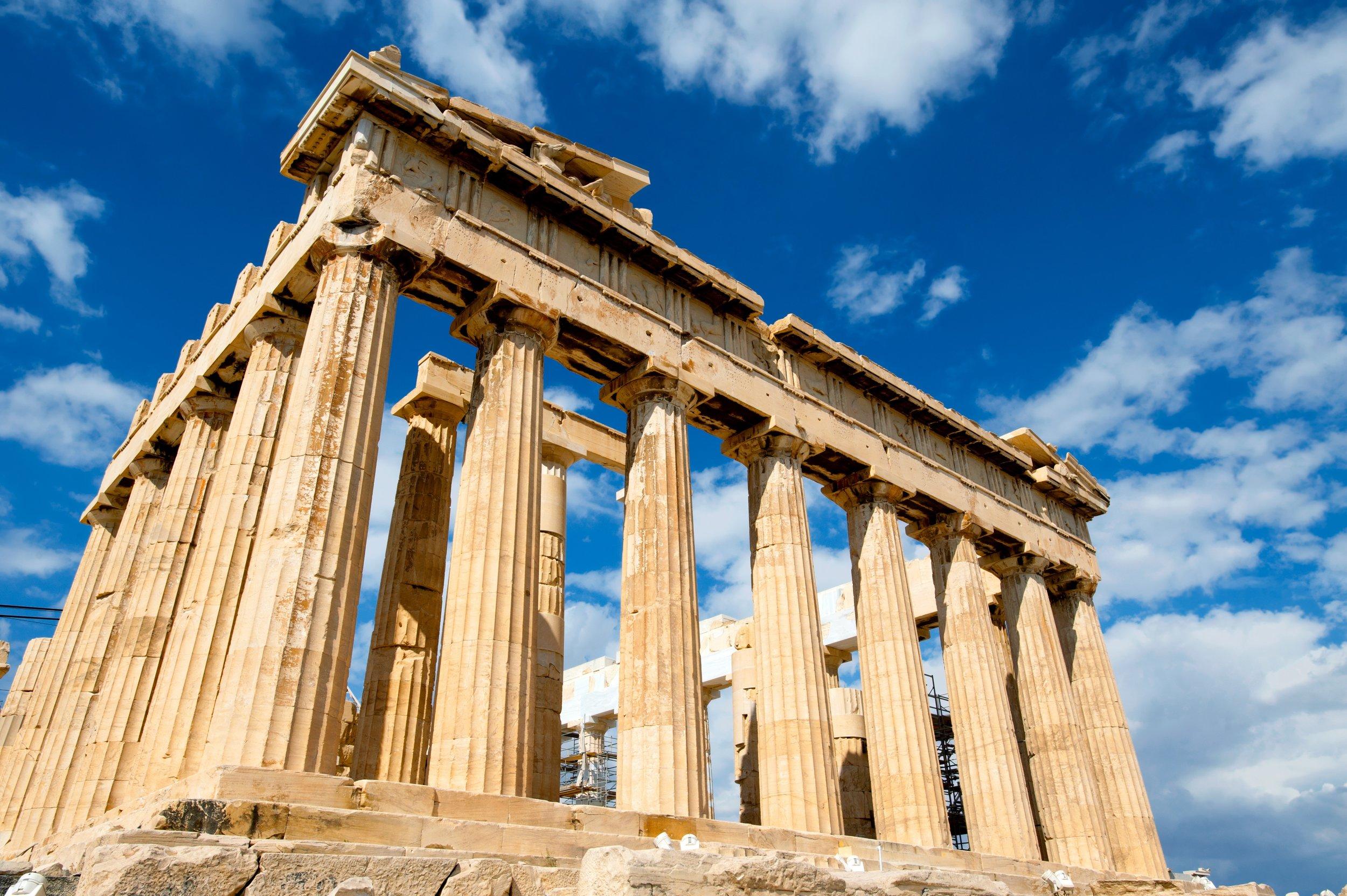The Parthenon, Athens