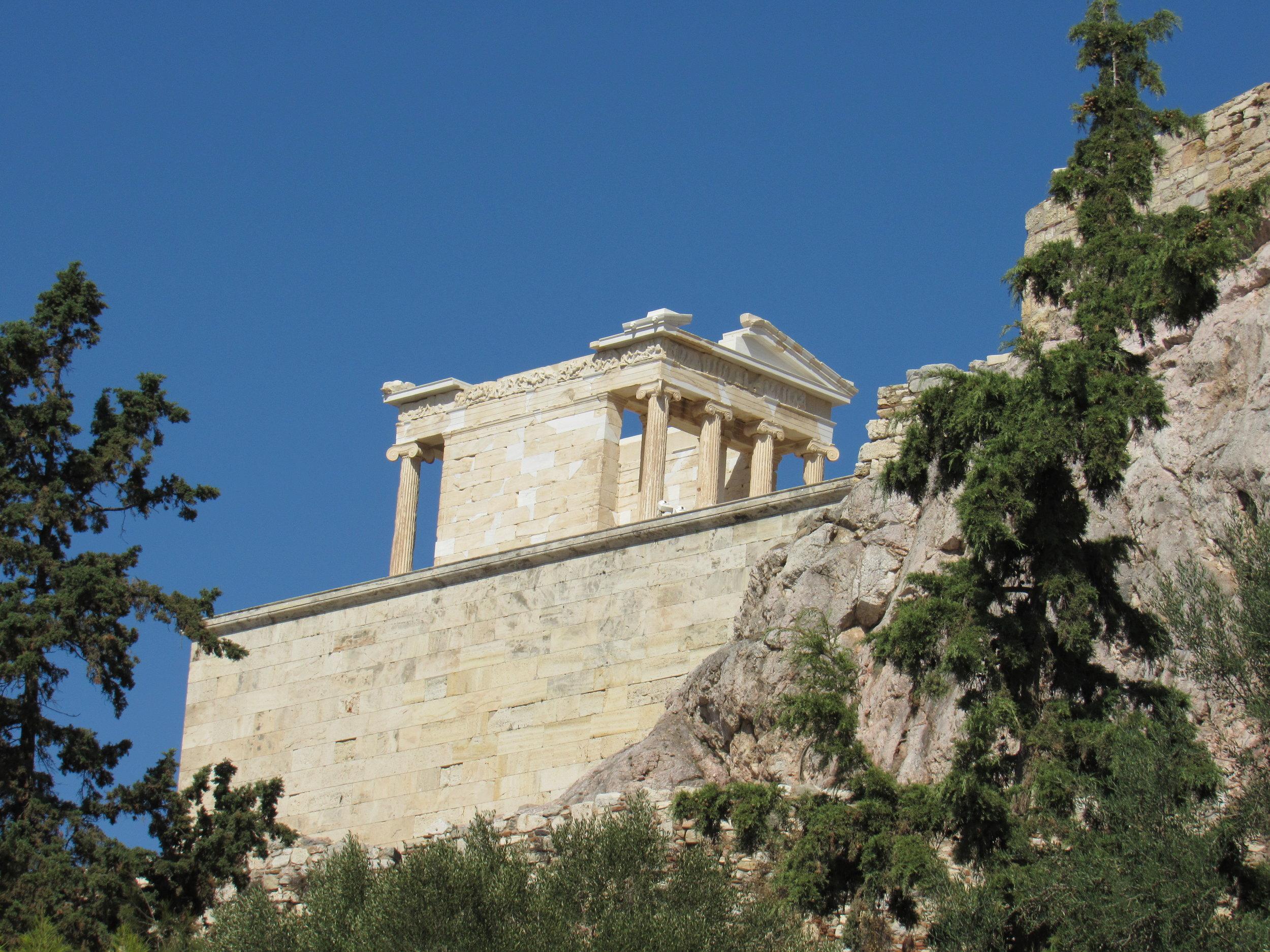 Temple of Athena Nike, Acropolis, Athens