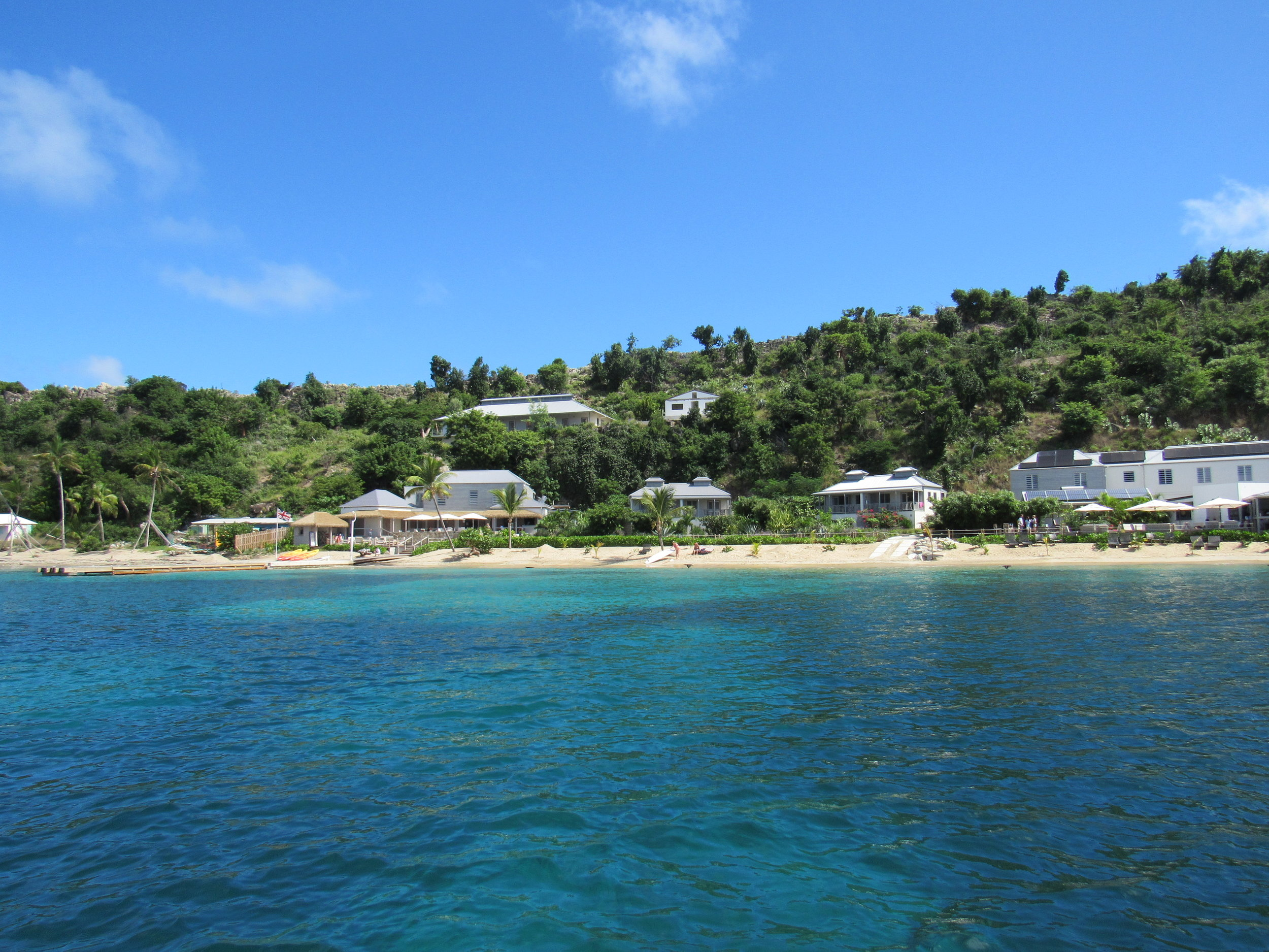 Manchioneel Bay, Cooper Island, BVI