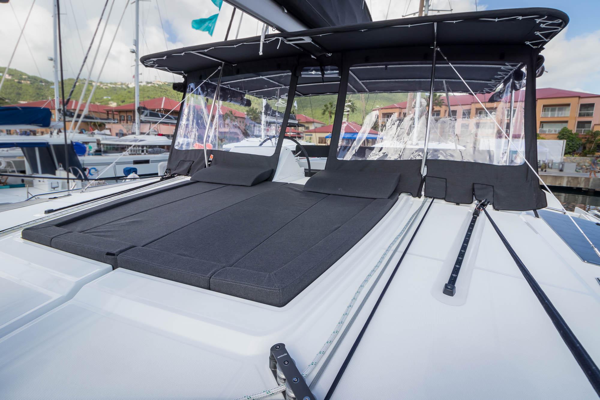 2018 Lagoon 450-charter catamaran-Flotation Therapy