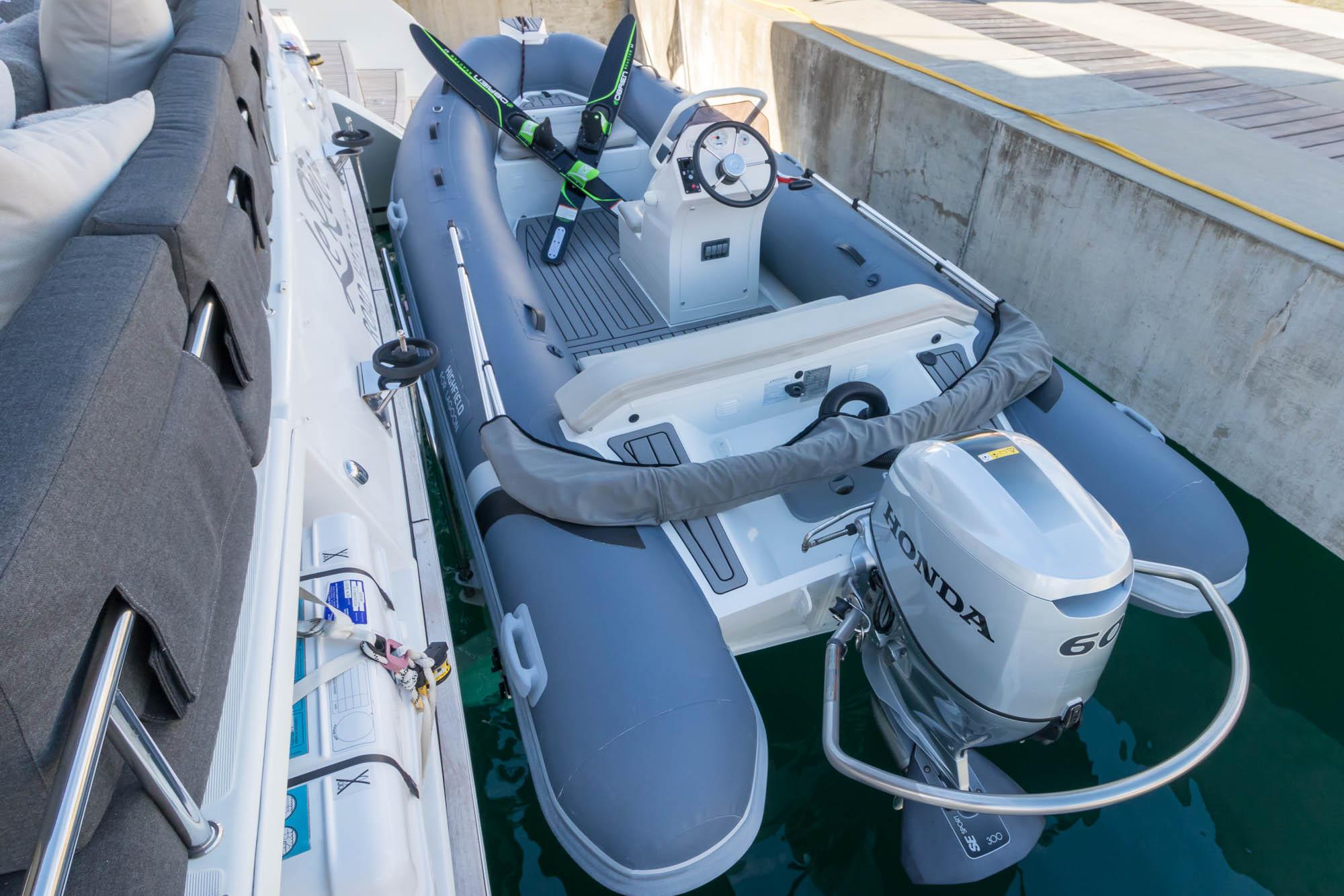 Le Reve-2018-Lagoon 620 Dinghy