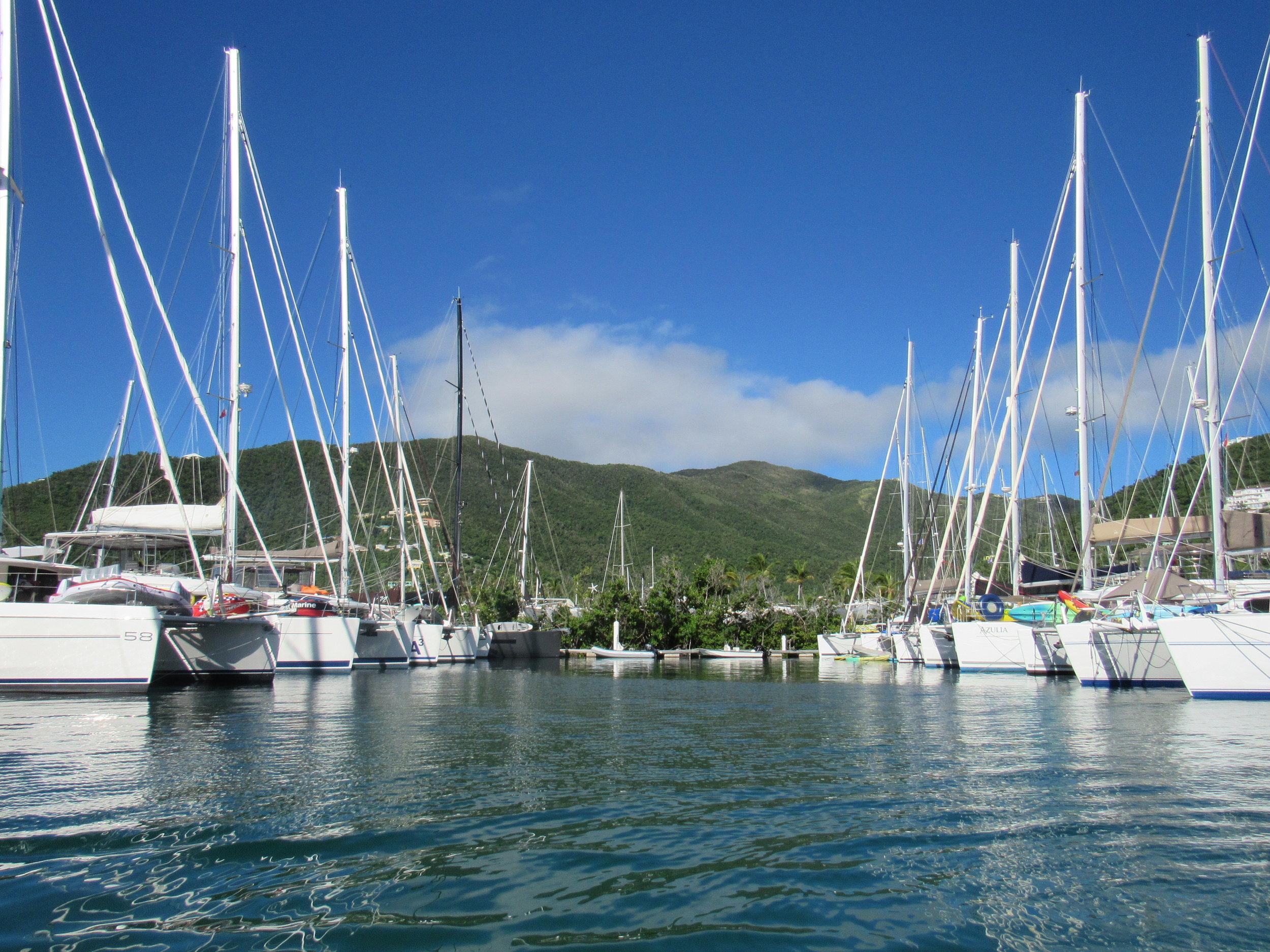 BVI Charter Yacht Show, Tortola, BVI