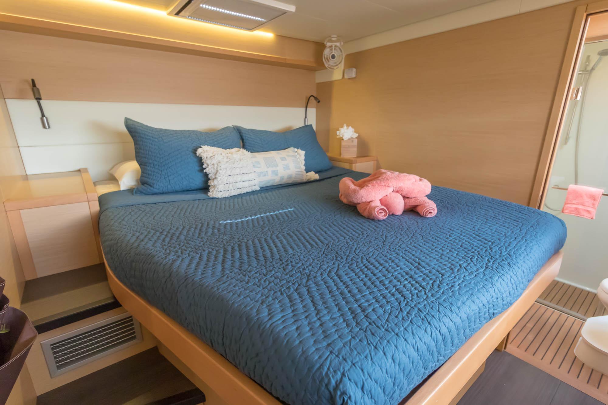 2017 Lagoon 52-charter catamaran-Oui Cherie