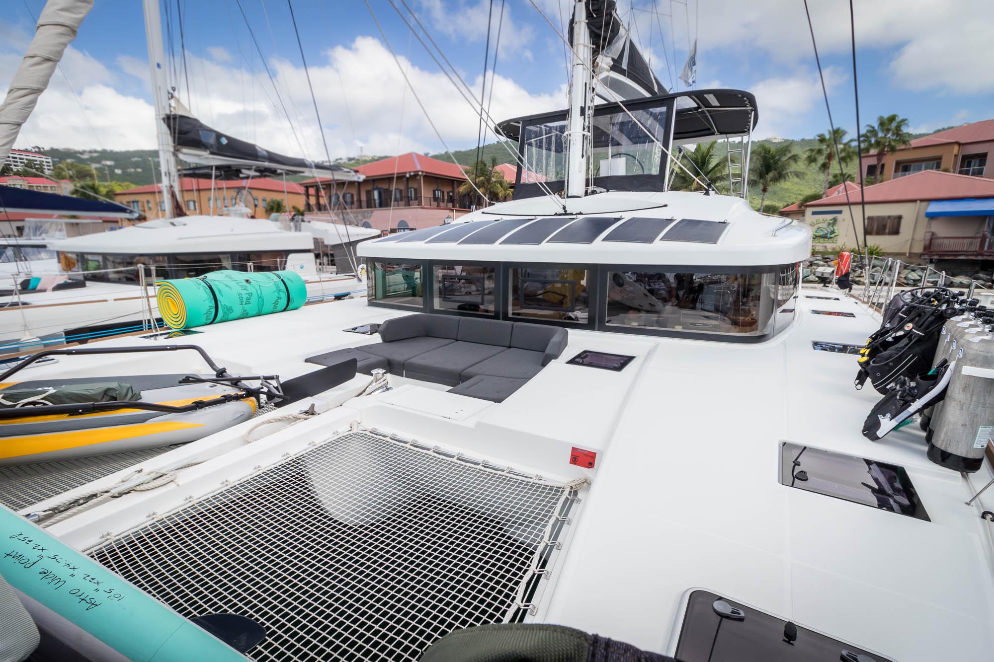 2017 Lagoon 52-Oui Cherie Charter Catamaran