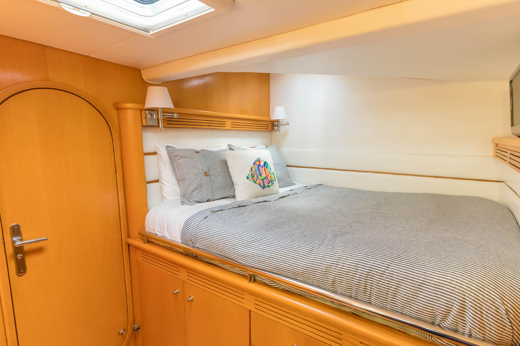Kelea-65' Privilege-Yacht Haven Grande Marina-St Thomas USVI