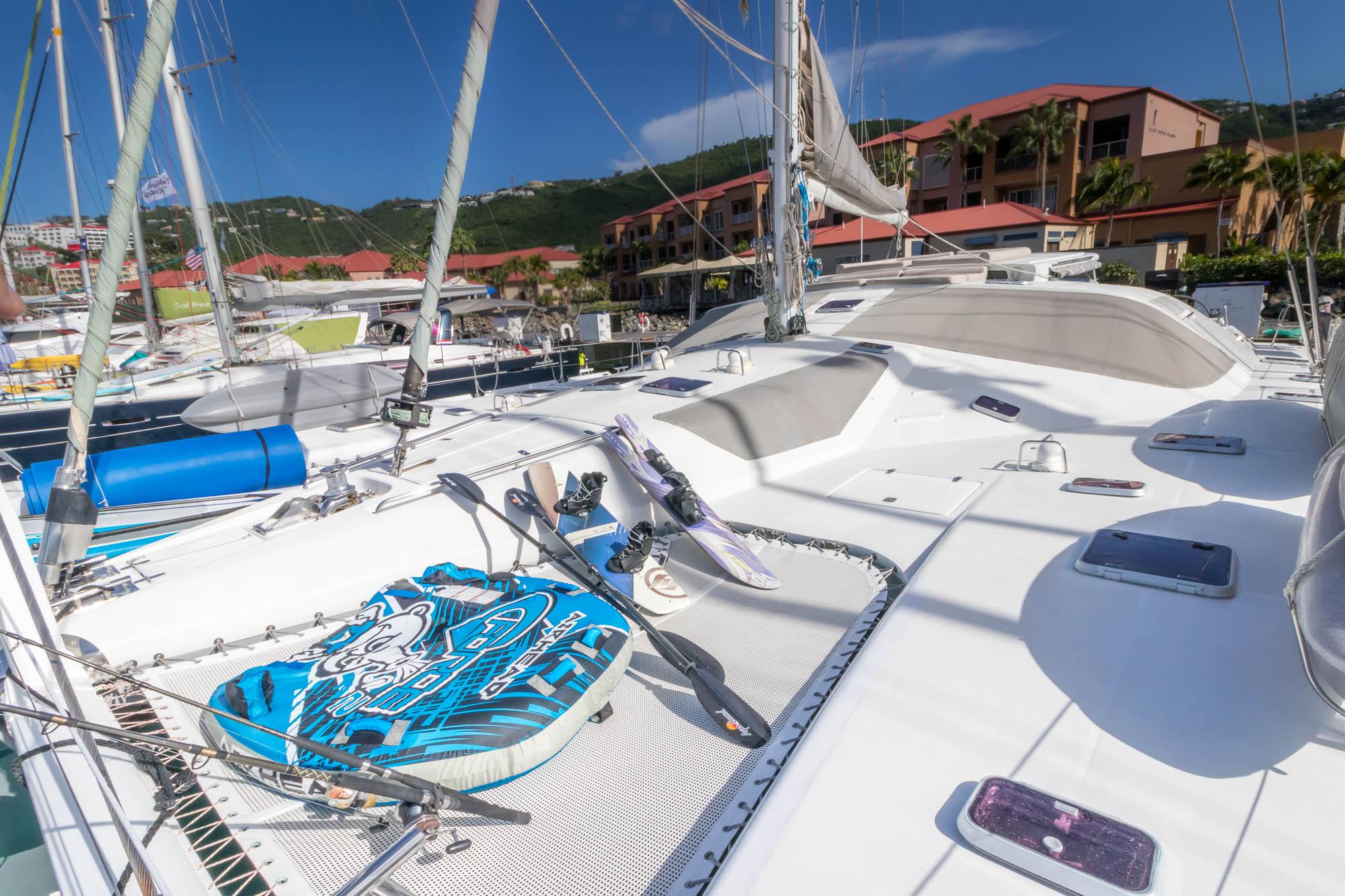 Kelea 65' Privilege Crewed Charter Catamaran