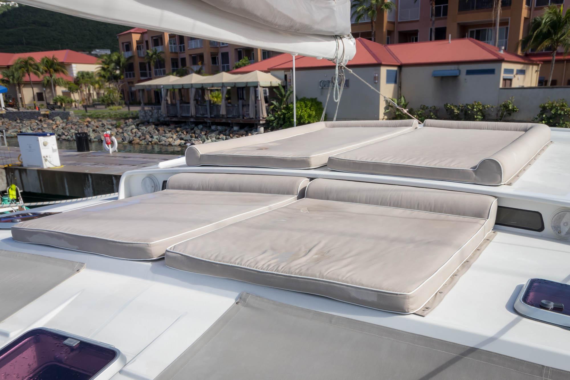 Kelea 65' Privilege Catamaran-Sun Lounge