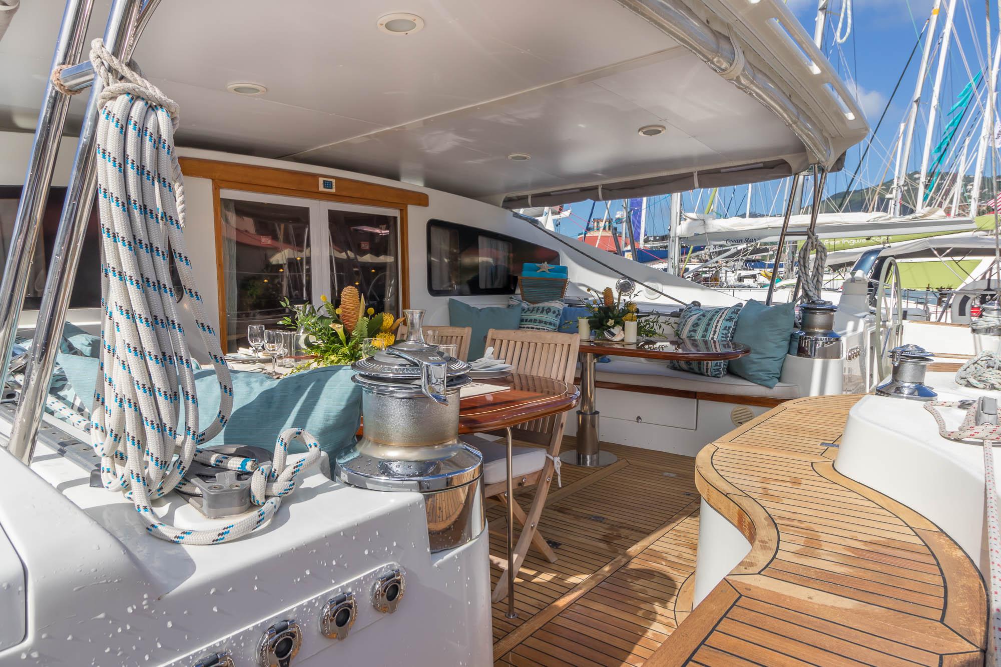 Kelea -65' Privilege Catamaran