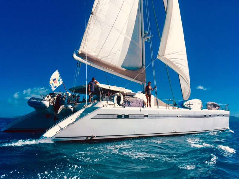 Kelea-65' Privilege Catamaran-10 Passengers