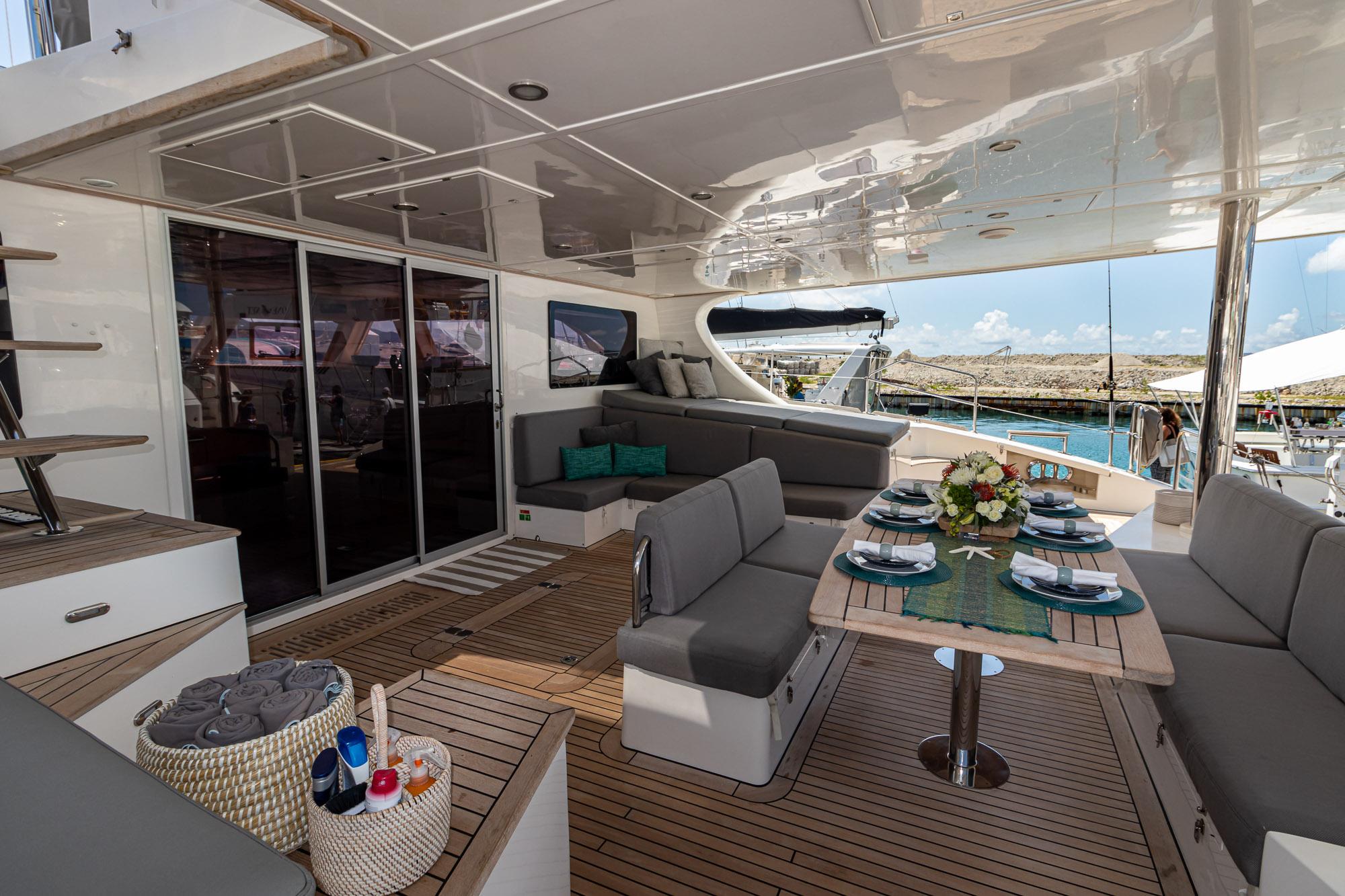 Excess Sunreef 70-US and BVI Catamaran