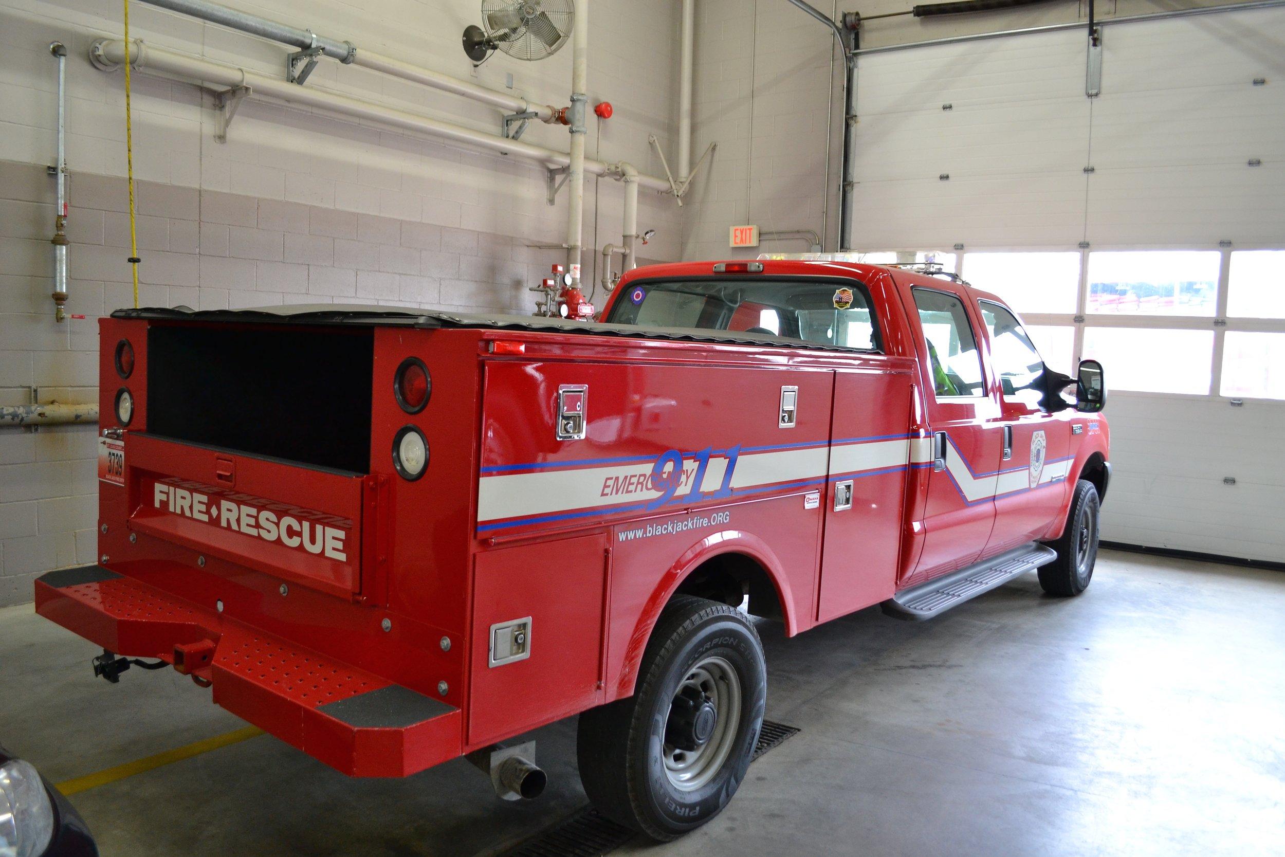 Utility Vehicle 3739
