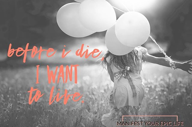 What's on your bucket list? Stop living your life in quiet desperation. Live, love, laugh and enjoy the ride. It's really short. . . #fulfilledlife #letgo #inspiredlife #lovingrelationships #abundancemindset #manifestyourepiclife #livelovelaugh #bucketlist #draixa  #draixagoodrich #enjoytheride #lifeisshort